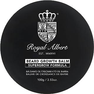 Royal Albert - Bálsamo de Crecimiento de Barba y Bigote Sup