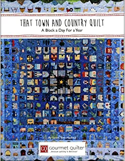 town and country quilt pattern