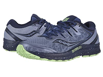 Saucony Guide ISO 2 TR (Blue/Green) Women