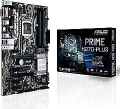 Asus Intel H270 LGA-1151 ATX - Placa con iluminación LED, DDR4 2400MHz, dual M.2, Intel Optane memory ready, HDMI, SATA 6Gb/s, USB 3.0