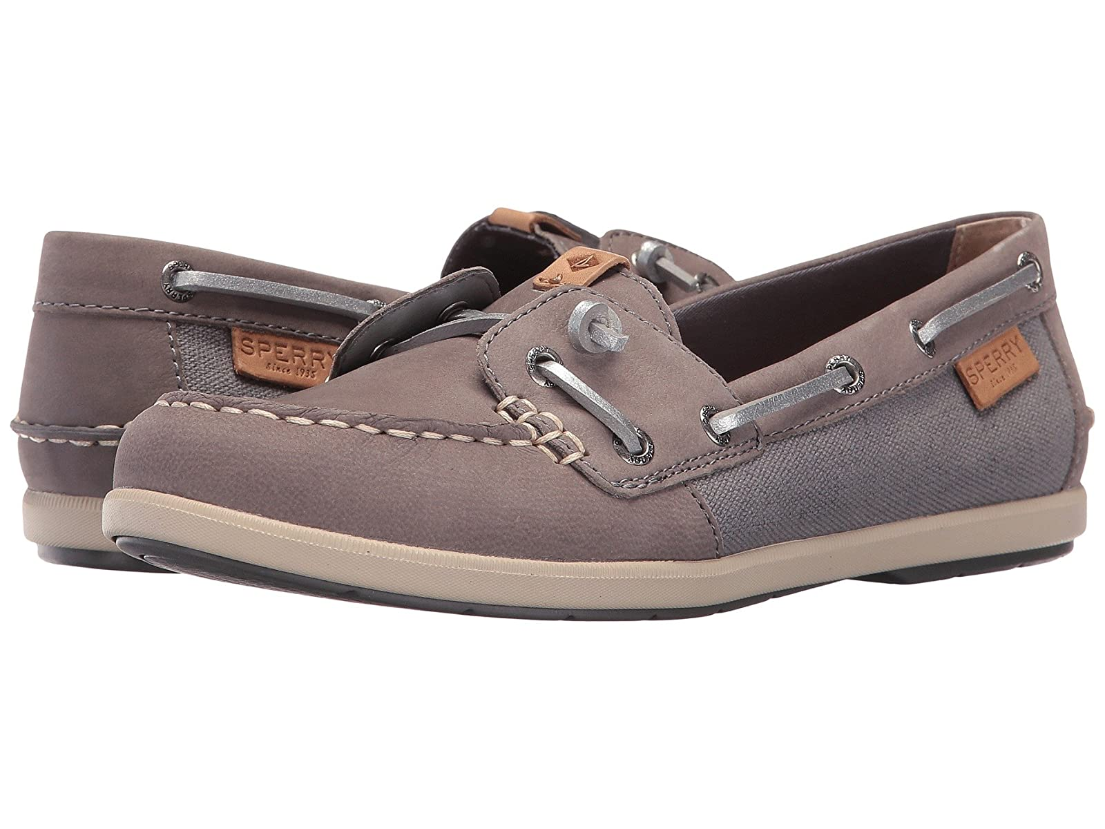 Sperry Coil Ivy Leather CanvasCheap and distinctive eye-catching shoes