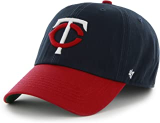 official photos de7c7 32685 MLB Minnesota Twins Franchise Fitted Hat