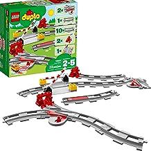 LEGO DUPLO Train Tracks 10882 Building Blocks (23 Pieces)