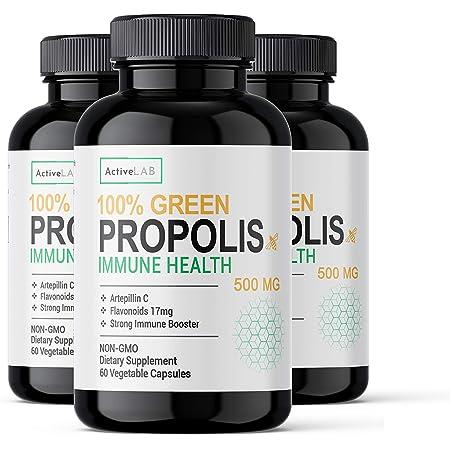 Prosztatitisz propolisz kezelési áttekintések