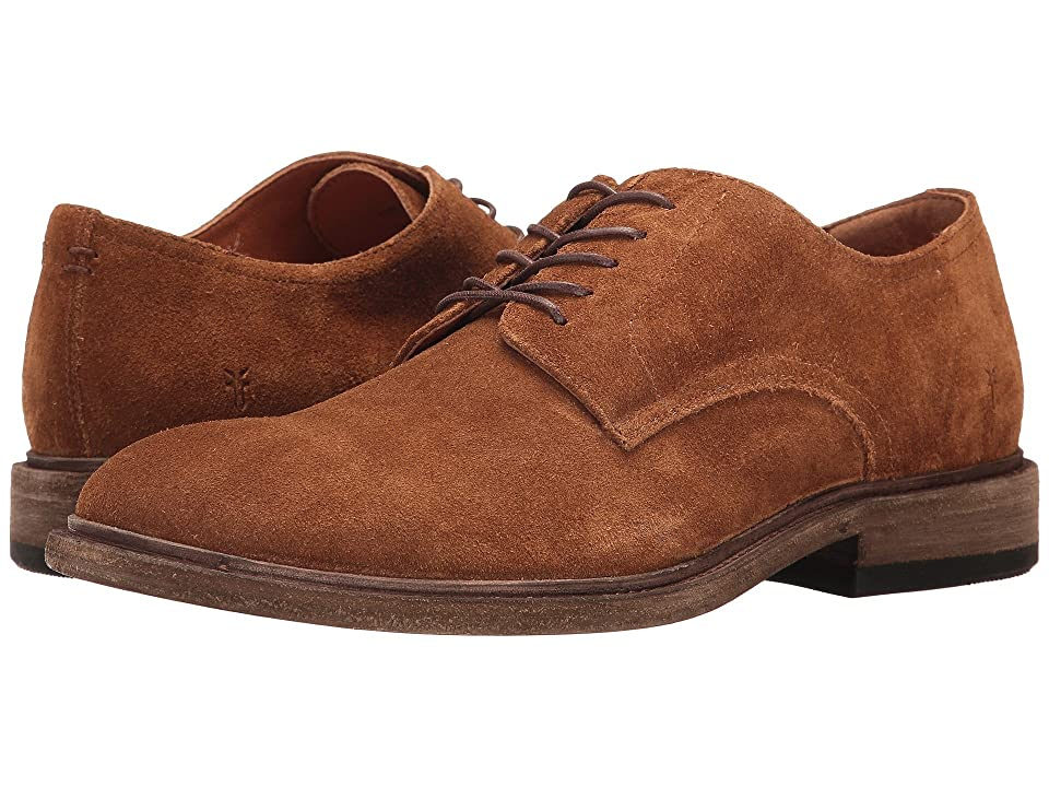 Frye Chris Oxford (Copper Oiled Suede) Men