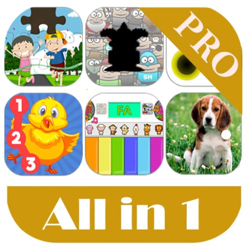 『Puzzle game for Kids All in One - 12 in 1』の1枚目の画像