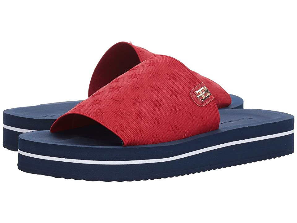 Tommy Hilfiger Stretchy 3 (Red) Women