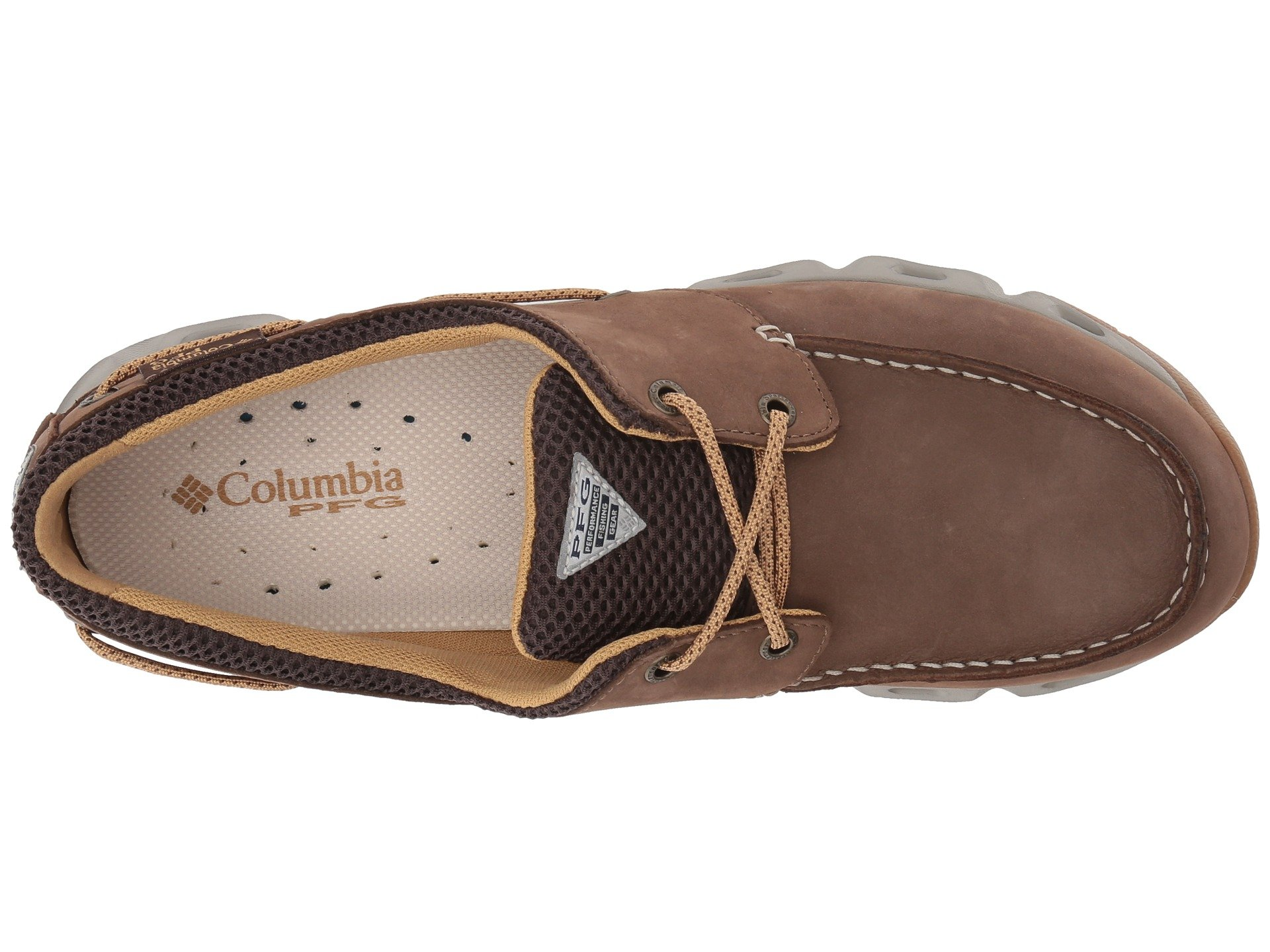 Iii Pfg Columbia curry Boatdrainer Cordovan pqEywrE5B
