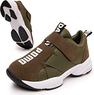 GUOCHENXY Boys Sneakers Kids Runing Shoes Mountaineering Casual Sports Shoes Mesh