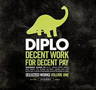 diplo decent work for decent pay