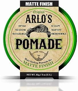 Arlo's Pomade - Matte 3 ounce