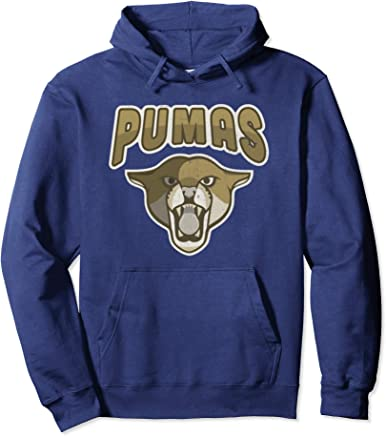 Pumas fan UNAM Distressed Vintage Mexican Football Soccer