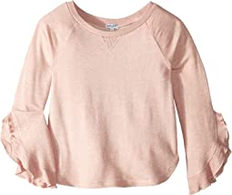 Bell Sleeves Sweatshirt (Big Kids)