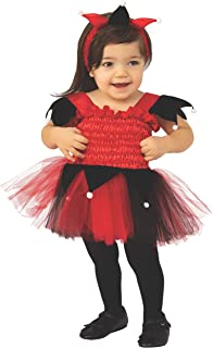 Comical Court Jester Baby Girl Costume