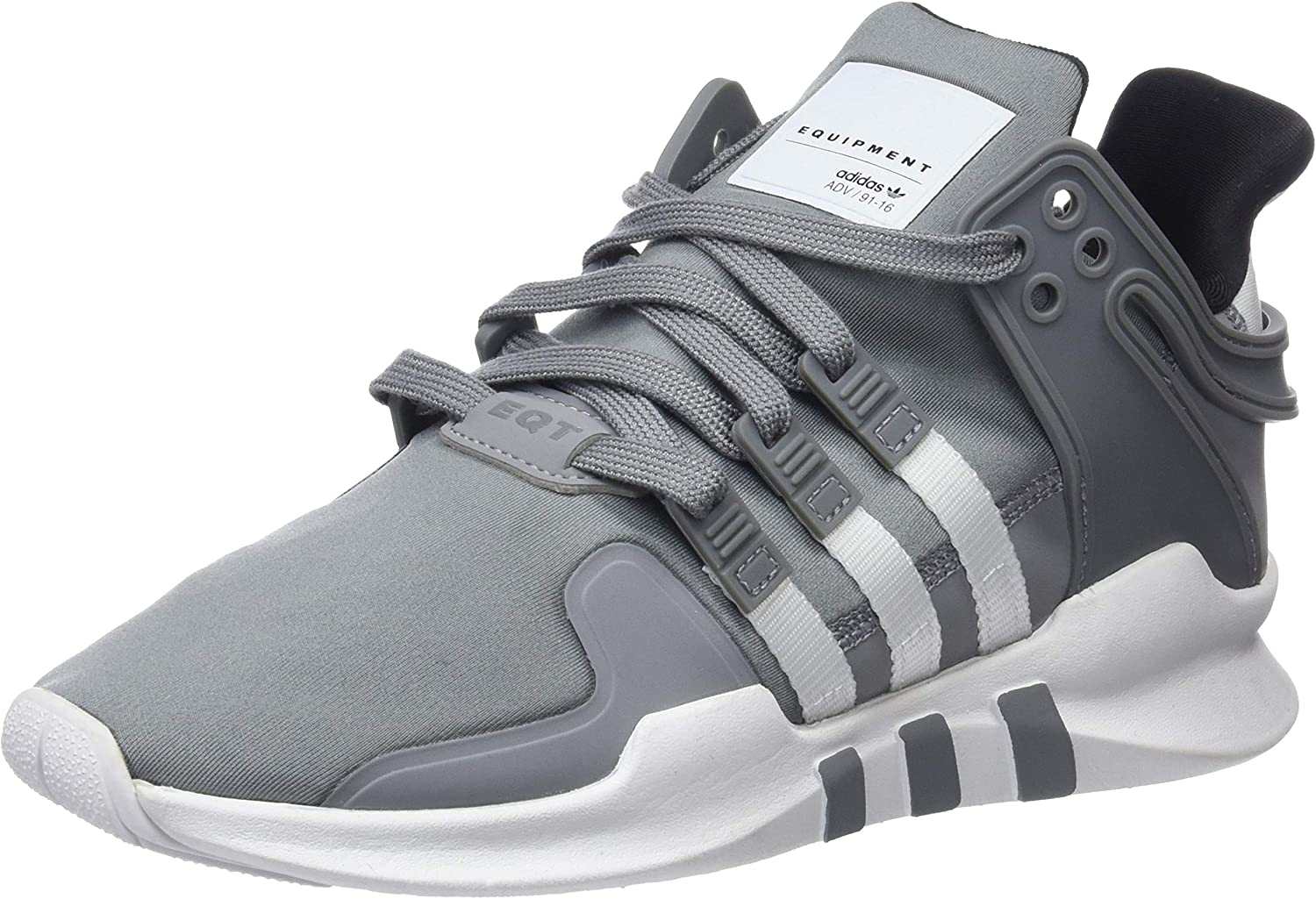 Adidas Men's EQT Support ADV HK, Grey Three Footwear White CORE Black