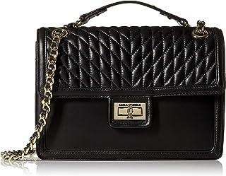 Karl Lagerfeld Paris Agyness Lg Signature Shoulder Bag