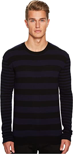 McQ - Multi Stripe Sweater