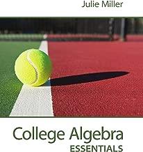 College Algebra Essentials, 1st edition