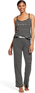 Womens Tank Top and Pajama Pants Lounge Sleepwear Set