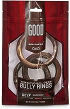 Good Lovin 'Beef Bully Ring Dog Chew tradicional