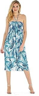Women's Hawaiian Butterfly Dress
