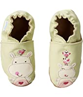 Robeez - Happy Hippos Soft Sole (Infant/Toddler)