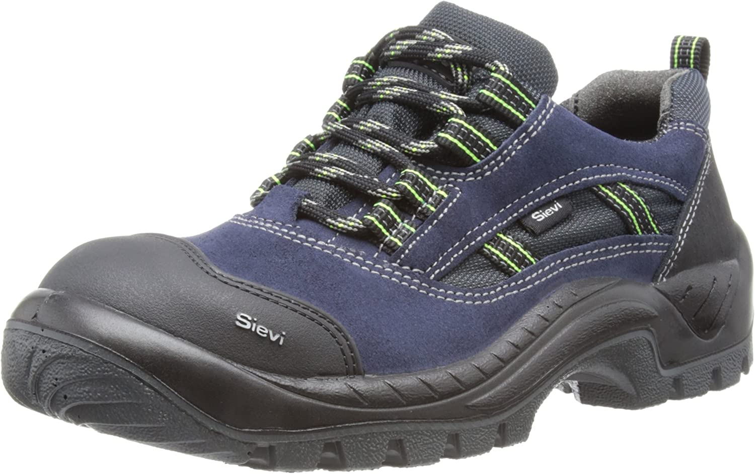 Sievi Unisex-Adult Actor S3 Safety Trainers 46-52615-323-22S