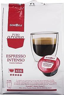 Gimoka Puro Aroma Espresso Intenso, Gusto Italiano, Café, C