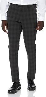 Jack & Jones Men's JJIMARCO JJCONNOR AKM773 DG CHECK NOOS Pants