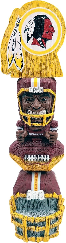 FOCO Washington Redskins Tiki Figurine Stackable
