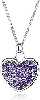 ESPRIT Women's Necklace Amorbess Passion Size 42cm ELNL91694E