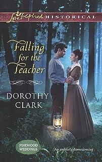 Falling for the Teacher (Pinewood Weddings Book 3)