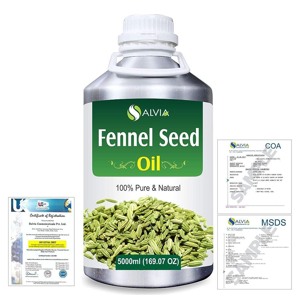 保険倉庫スタックFennel Seed 100% Natural Pure Essential Oil 5000ml/169fl.oz.