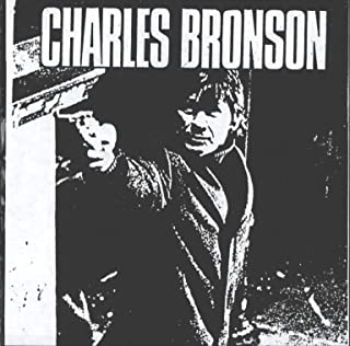 Charles Bronson Youth Attack -Ultra Limited Edition -Clear Vinyl- Lp