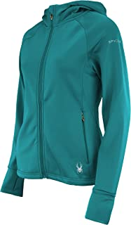 Spyder Women's Hayer Full Zip Fleece Jacket, Color Variation