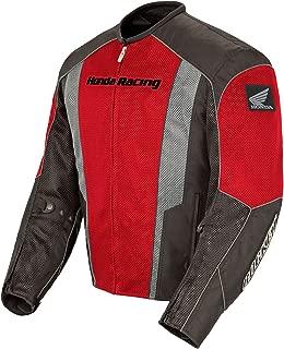 Joe Rocket Honda CBR Mesh Motorcycle Jacket - Red - Medium