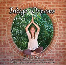 Indigo Dreams (3 CD Set): Children's Bedtime Stories Designed to Decrease Stress, Anger and Anxiety while Increasing Self-...