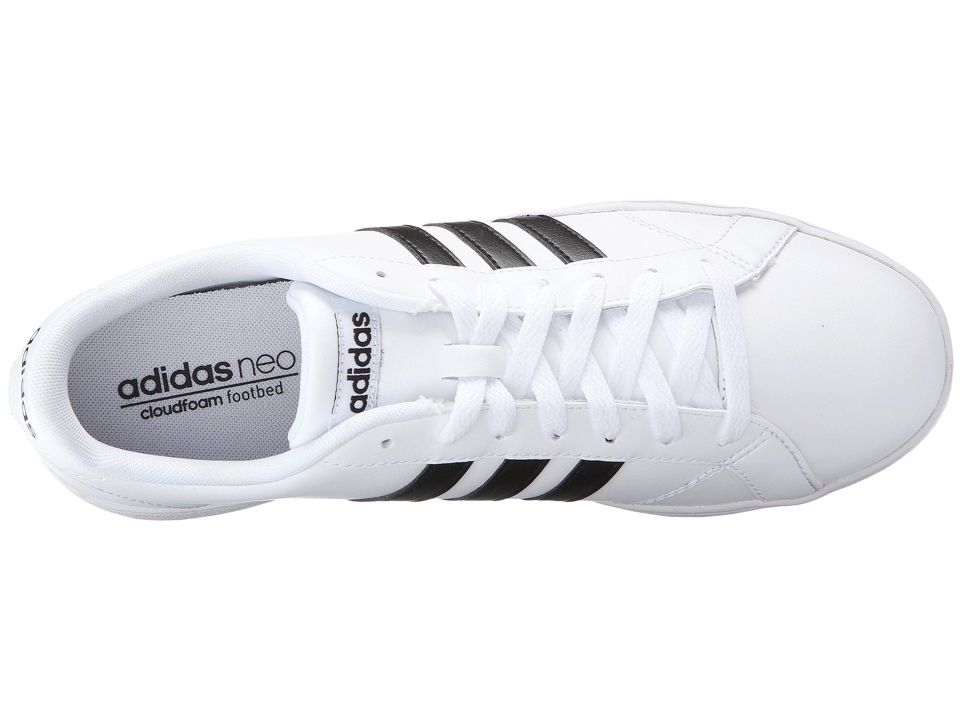 Baseline K Black Stripe Adidas Shoes