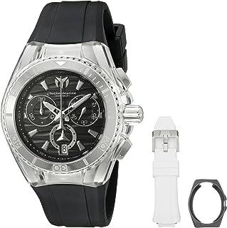 [テクノマリーン]TechnoMarine 腕時計 'Cruise Original' Swiss Quartz Stainless Steel Casual Watch TM-115051 [並行輸入品]