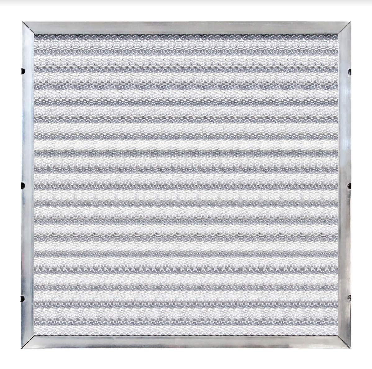 20 x 21-1//2 x 1 Electrostatic Washable Permanent A//C Furnace Air Filter 20x21-1//2x1
