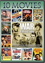 10-Movie War Collection: The Eagle And The Hawk / The Last Outpost / Bengal Brigad / Jet Pilot / Ulzana's Raid / To Hell A...