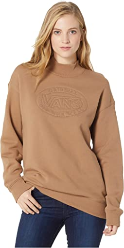 Junction High Neck Fleece