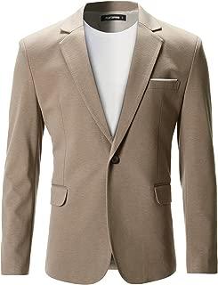 Mens Fit Casual Premium Blazer Jacket