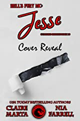 Hell's Fury MC: Jesse: Guarded Hearts Book 10 Kindle Edition