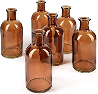 Best amber bottles decor Reviews