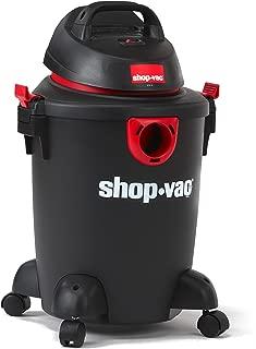 Shop-Vac 5985000 6 gallon 3.0 Peak HP Classic Wet Dry Vacuum, Black/Red