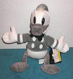 Donald Duck Bean Bag Plush From Tokyo Disneyland - 10 Inches