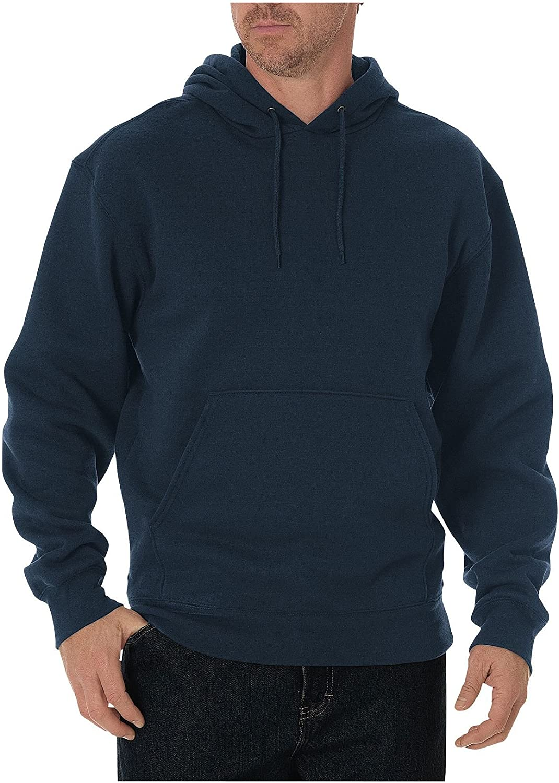 Dickies Men's Heavyweight Fleece Pullover Big and Tall