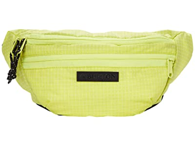 Burton Hip Pack (Limeade Ripstop) Handbags