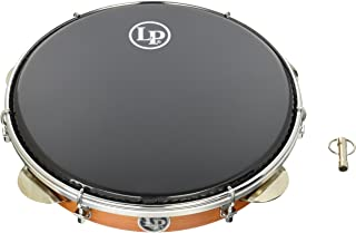 Latin Percussion LP3010 LP Brazilian Wood Pandeiro with Synthetic Head